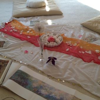 Atelier Laurence Liebenguth Rogez Malkurse und Seminare